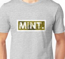 Mint. | Yellow Unisex T-Shirt