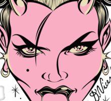 BAD GIRL Sticker