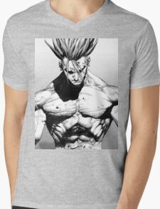"""Sun-Ken Rock"" Mens V-Neck T-Shirt"