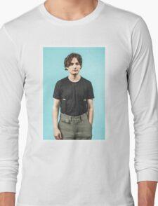Swim Deep Higgy Portrait Long Sleeve T-Shirt