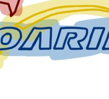 Soarin' Sticker