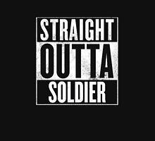 Straight Outta Soldier - Final Fantasy VII Unisex T-Shirt