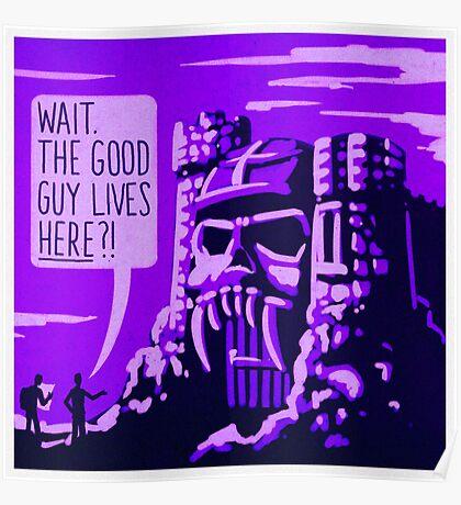 Grayskull Poster