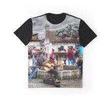 La Candelaria Bogota - Colombia Graphic T-Shirt