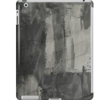 Simply Contrast 3 Study In black And White iPad Case/Skin