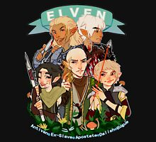 Dragon Age Elves Unisex T-Shirt