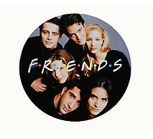 Friends  Photographic Print