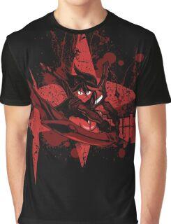 Bloody Ryuko Graphic T-Shirt