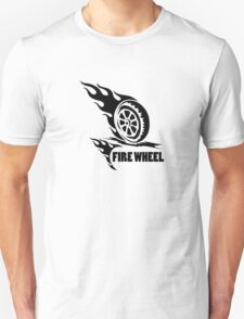 FIRE WHEEL T-Shirt
