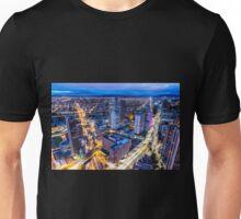 Bogota at Night Unisex T-Shirt