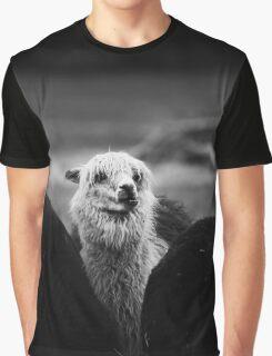 alpaca, lama Graphic T-Shirt