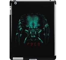Hunter Face iPad Case/Skin