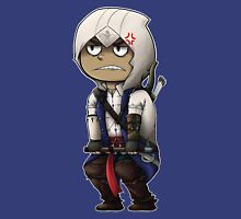 Angry Connor Kenway Unisex T-Shirt