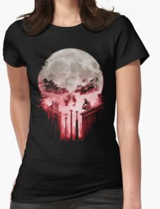 The Devil's Punishment Womens Fitted T-Shirt