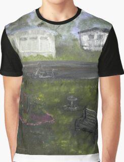 My Backyard - En plein air  Graphic T-Shirt