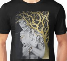 The wind was a torrent of darkness among the gusty trees Unisex T-Shirt