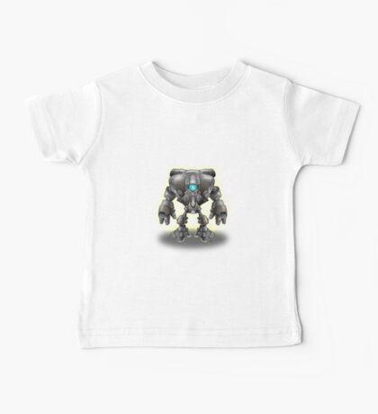 Warrior Robot Baby Tee