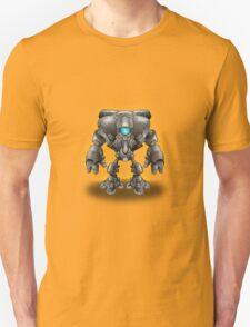 Warrior Robot Unisex T-Shirt