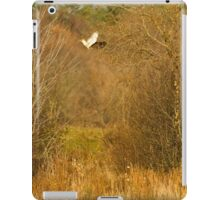 Hawk watches mouse. Photog watches hawk. Local Constabulary watches Photog... It's a win-lose game we all play iPad Case/Skin