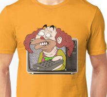 CLOWN TV ! Unisex T-Shirt