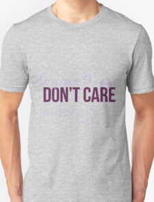 Do Your Thing Unisex T-Shirt