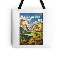 Yosemite Travel Tote Bag