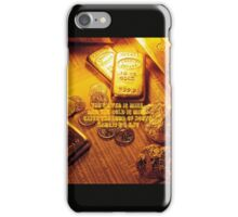 HAGGAI 2:8 iPhone Case/Skin