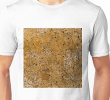 Abstract Study In Black And gold Unisex T-Shirt