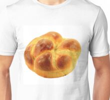 Traditional for Orthodox Christians sweet Easter Bread. Unisex T-Shirt