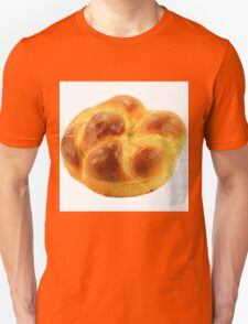 Traditional for Orthodox Christians sweet Easter Bread. T-Shirt