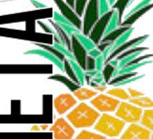 ΚΑΘ- pineapple Sticker