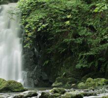 Gleno Waterfall Sticker