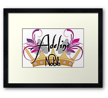 Adeline Framed Print