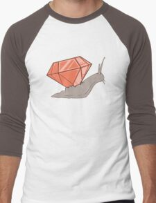 Jewel Snail Men's Baseball ¾ T-Shirt