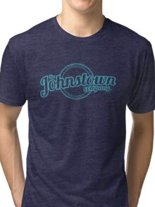 The Johnstown Company - Inspired by Springsteen's 'The River' Tri-blend T-Shirt