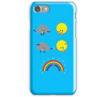Character Fusion - Rainbow iPhone Case/Skin