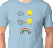 Character Fusion - Rainbow Unisex T-Shirt