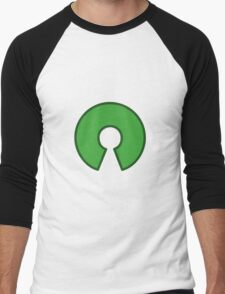 Open source Men's Baseball ¾ T-Shirt