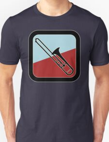 Trombone Sign T-Shirt