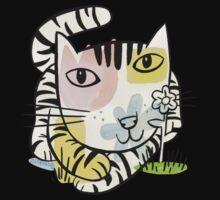 tiger, tiger… One Piece - Short Sleeve