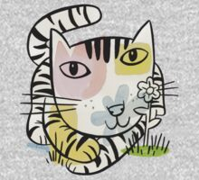 tiger, tiger… One Piece - Short Sleeve