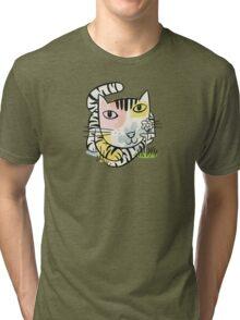 tiger, tiger… Tri-blend T-Shirt