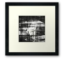Outer body Experience Framed Print
