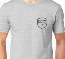 Heaton Mining Co. - Inspired by Bruce Springsteen's 'Youngstown' Unisex T-Shirt