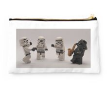 Darth entertains the troops Studio Pouch