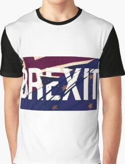 BREXIT Graphic T-Shirt