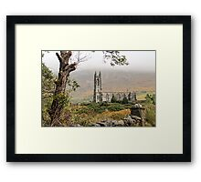 Ruins of Dunlewy Church, Donegal Framed Print