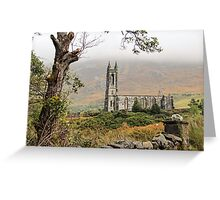 Ruins of Dunlewy Church, Donegal Greeting Card