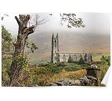 Ruins of Dunlewy Church, Donegal Poster