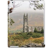 Ruins of Dunlewy Church, Donegal iPad Case/Skin